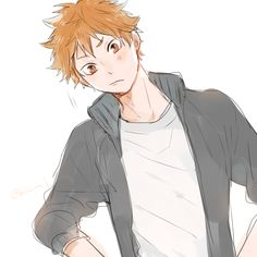 "Hinata is sooooo cute! Just waiting there like ""what the heck are ya talkin about?"""