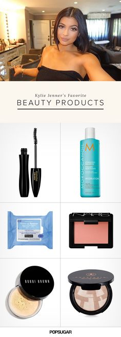 Pin for Later: Every Single Beauty Product You Need to Look Like Kylie Jenner Pin It!