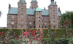 "Before Rosenborg got its name, the King Christian IV referred to the new house simply as ""the big house in the garden."" Copyright: Rosenborg Castle / Rosenborg Slot"