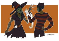ZEM Halloween by ~Leimrei on deviantART