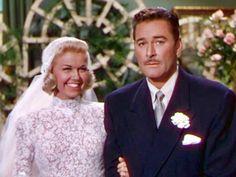 Doris Day With Errol Flynn