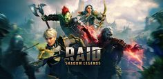 "RAID: Shadow Legends Hack (Mod,Unlock) Apk- Role-Playing Game ""Onslaught: Myths from the Shadow World"" for Android + competitive game Fantasy Rpg, Dark Fantasy, Windows Mobile, Online Battle, Evil Spirits, Free Gems, Mobile Game, Fun Games, Awesome Games"