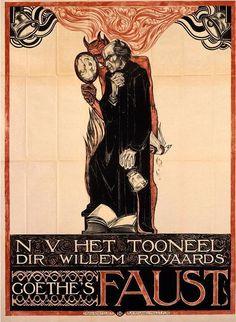 art nouveau posters | Art – Poster – Advertisement – Entertainment – Art Nouveau ...
