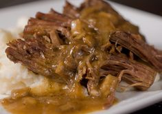 Guinness Pot Roast: I had to repin this! I made it last week and it is amazing! So yummy I am making it again this week :)  -Britt