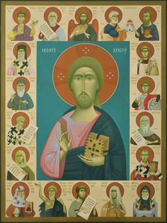 The History of Orthodoxy in Persons