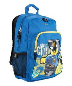 Carry Gear Solutions LEGO® City Police Heritage Classic Backpack cba4853f96318