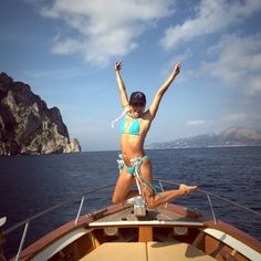 See How Celebs Spent Their Summer Vacation - Eva Longoria