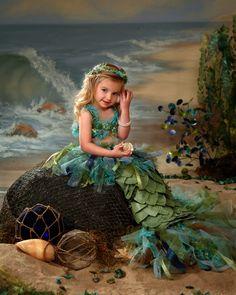 Costume de sirène le summum en costume de par LillieBelleBoutique