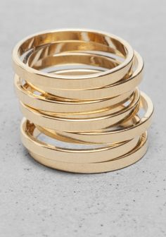 And Other Stories | Brass Rings | Gold