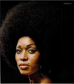 The legendary Barbara Cheeseborough, who was also on the very first issue (May 1970) of ESSENCE Magazine.
