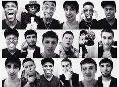 They are all so cute! I love them all (Ultimate Sidemen)