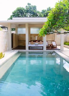 Bali Part II via A House in the Hills, romantic hotel