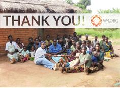 """YOU did it! A HUGE thank you W4 friends for donating to our """"Safe Birth Kit"""" fundraiser! Together, we raised over $10,000! Your donations will provide Safe Birth Kits (which contain essential medical supplies) for 2,000 expectant mothers in need, helping to ensure the safe, hygienic birth of their babies! We invite you to discover our latest #DonationMatchingOperation!"""