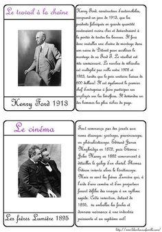 Cartes des inventeurs