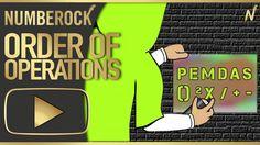Order of Operations Song | 5th Grade - 6th Grade |