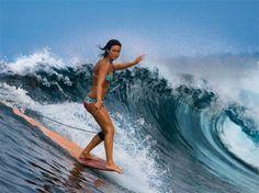 Longboard-Surfen - Das Comeback des langen Bretts - Bild 2 - Surfen - Leben - sueddeutsche.de