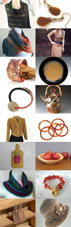 The Richness of Fall by Jo P on Etsy--Pinned with TreasuryPin.com