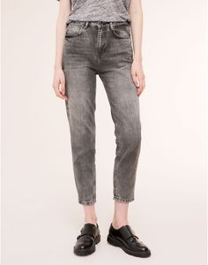 MOM FIT JEANS - NEW PRODUCTS - NEW PRODUCTS - PULL&BEAR Greece