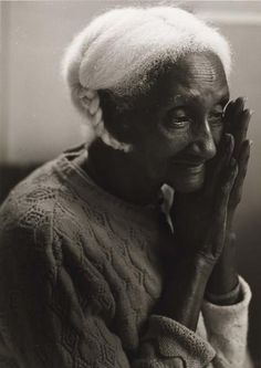 Ageless Beauty Joan Cassis, Untitled (Elderly Afro-American Woman with Braid, Mary), 1986 Afro, My Black Is Beautiful, Beautiful People, Simply Beautiful, Beautiful Soul, Fotojournalismus, Pelo Natural, Ageless Beauty, We Are The World