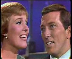 """Julie Andrews and Andy Williams sing """"Our Language of Love"""" (fr: Irma la douce)"""