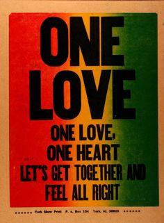 ( Bob Marley ) More