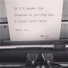 Freedom by Rachel Firmin