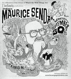 R.I.P. Maurice Sendak