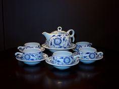 Tea set - Bat Trang Vietnam