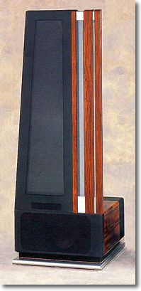 The Apogee Grand is a full size four-way loudspeaker which re-defines the state-of-the-art in music reproduction