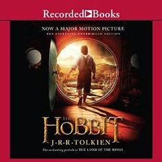 """Another must-listen from my #AudibleApp: """"The Hobbit"""" by J. R. R. Tolkien, narrated by Rob Inglis."""