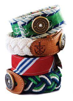 Dying for a Kiel James Patrick bracelet for my summer look.