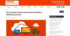 All You Need To Know About Microsoft Office 2016 Setup for Mac
