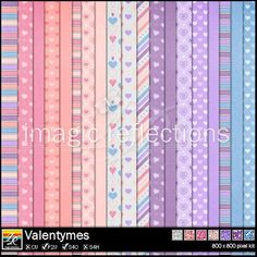 Valentymes from Image Reflections
