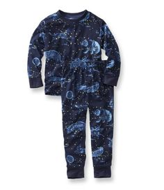 Toddlers' Jersey-Knit Sleepwear: Sleepwear | Free Shipping at L.L.Bean