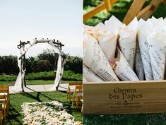 Romantic La Jolla Beach Wedding
