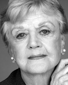 Angela Lansbury - I know she made a lot of movies, but she will always be Jessica to me...
