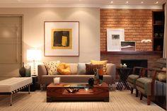 Sala de Estar - Apartamento Perdizes