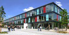 Hochschule Ostwestfalen-Lippe - Standort Detmold - Detmold - Nordrhein-Westfalen