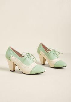 Plans to Dance Oxford Heel in 8 UK