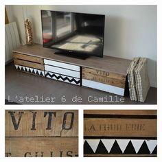 meuble télé de Camille