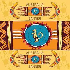 #Arte basado en la #cultura e #historia de los #aborígenes #australianos en donde podemos apreciar las pinturas #rupestres los #colores sus #herramientas como el famoso #boomerang diseño en honor a la mascota de esas tierras el gran #canguro el astro rey #sol y sus #telas. By. @LuigiTools  Elabora para la clase de #Preprensa #Digital en la #UDI - Universitaria de Investigación y Desarrollo en la ciudad de #Bucaramanga #Cafe #Naranja #Pintura #Rupestre #Tela #Clasico #Ilustracion #Lineas…