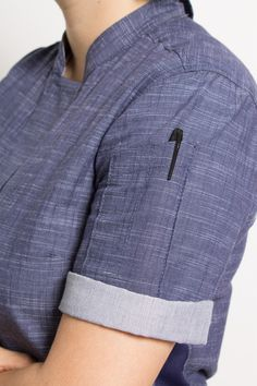 Just ordered the most beautiful chef coat EVER.  Can hardly wait to try it on!  MS. MARLIN- women's chef coat version 2.0