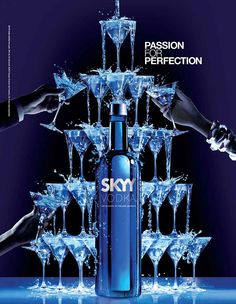 Skyy Vodka | Passion for Perfection