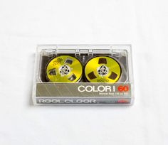 Color I 60 Reel Cleer Audio Tape Kassette Reel to Reel