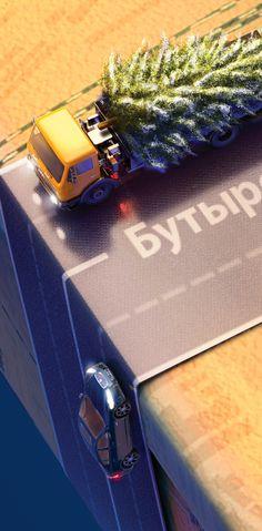 TK Savelovskiy on Behance