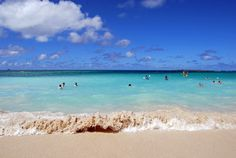 One of the most beautiful beaches in Hawaii