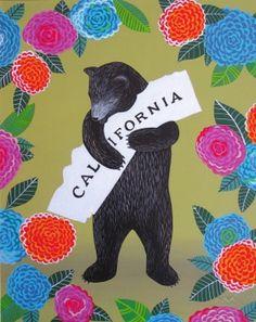 California I Print Annie Galvin