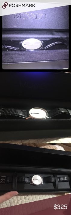 Movado watch Men's movado watch Accessories Watches