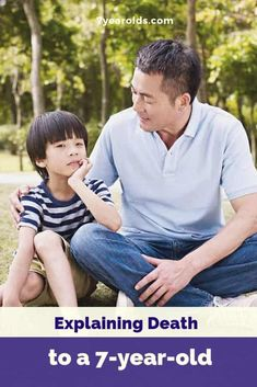 Have you had someone in your life die recently? We understand it, but what do we explain to our children when someone in their life dies, like a grandparent or friend? In this article, we will give you tips and ideas on how to explain death to a Oldest Child, Seven Years Old, I Want To Know, Life Is Hard, 7 Year Olds, Child Development, Parenting Advice, When Someone