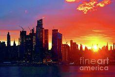 Manhattan Skyline, New York Skyline, Full Frame Camera, One World Trade Center, New York Central, Fun Shots, Empire State Building, New York City, Skyscraper